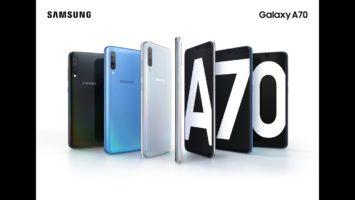 Samsung A70 kijelző csere